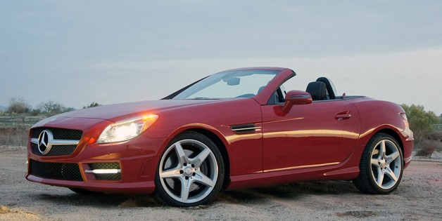 Mercedes-Benz SLK-Class
